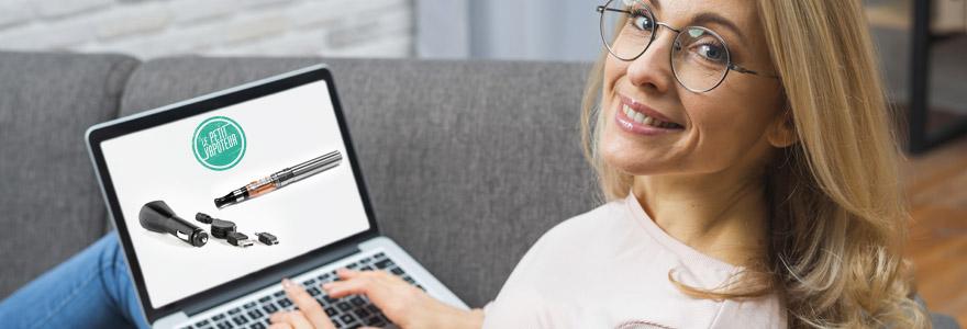 Cigarette électronique et accessoires : quels avantages à acheter en ligne