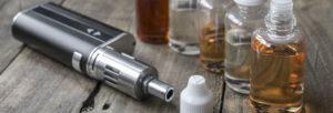 Achat de cigarettes électroniques et liquides